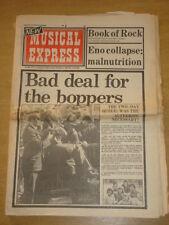 NME 1973 SEP 29 OSMONDS DEEP PURPLE SANTANA NEIL YOUNG