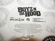 """BOYZ N DA HOOD FELONIES / GANGSTAS 12"""" Single NM Bad Boy PR301902 2005"""