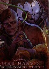 JDR RPG JEU DE ROLE / DARK HARVEST THE LEGACY OF FRANKENTEIN