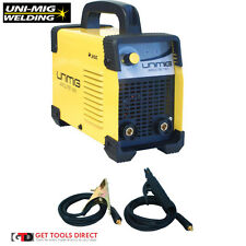 Unimig 160 amp Inverter ARC / MMA Welder KUMJRAL160 New