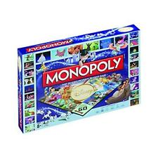 Winning Moves 24372 Disney Classic Monopoly Board Game