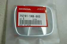 HONDA CIVIC SEDAN 2006 - 2011 REAR BADGE Boot Emblem 75701-SNB-003