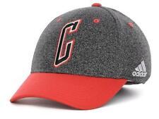 NWT Chicago Bulls Adidas Center Court NBA Flex Hat Cap Stretch Fitted S/M *W4