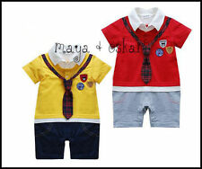 Unbranded 100% Cotton Outfits & Sets (0-24 Months) for Boys