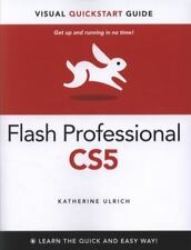 Flash Professional CS5 for Windows and Macintosh: Visual QuickStart Gu-ExLibrary