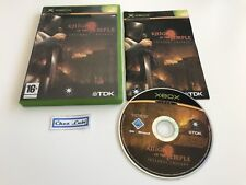 Knights Of The Temple Infernal Crusade - Microsoft Xbox - PAL FR - Avec Notice