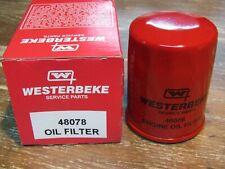GENUINE OEM WESTERBEKE GENERATOR OIL FILTER 48078 FREE SHIPPING