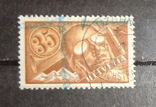 Switzerland  airmail stamp #C6 used VF