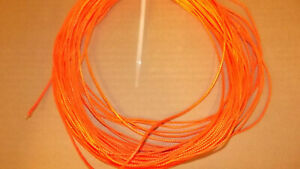 1.8 mm x 115' Dyneema Throw Line, Synthetic String, 12-Strand Braid