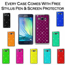 Fundas y carcasas brillantes Para Samsung Galaxy A3 de plástico para teléfonos móviles y PDAs