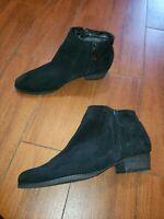 Blondo Ingrid Women Waterproof boots black size 12 US