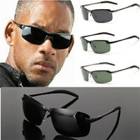 Polarized Mens Fashion Driving Goggles Outdoor Cycling Sunglasses Glasses UV400