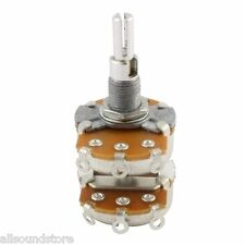 NEW Danelectro Concentric Stacked Guitar Bass Pot Potentiometer 1 Meg/100K