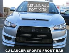 MITSUBISHI CJ LANCER SPORTS FRONT BAR SEDAN AND HATCH VRX EVO