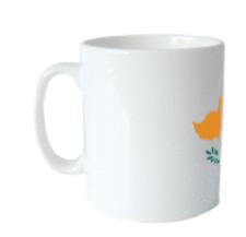 Cyprus Flag Mug