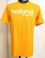 HOLLAND S/S ORANGE GRAPHIC TEE SHIRT BY ADIDAS SIZE MEN'S MEDIUM BRAND NEW