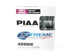 PIAA 9005/HB3 Xtreme White Plus Halogen Headlight Bulbs Twin Pack 4000K H259