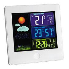 SUN Funkwetterstation in weiß von TFA 35.1133.02   -   Versand mit DHL