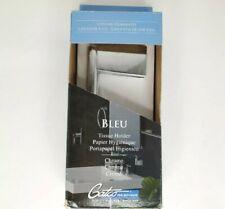 Gatco Bleu Chrome Surface Mount Toilet Paper Holder NEW