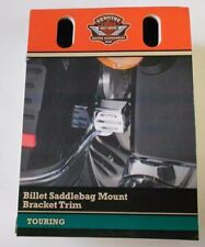 Harley Davidson Billet Saddlebag Mount Bracket 90200666