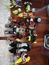 power rangers zord lot and parts