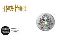 Mini Médailles Jeton Touristique Monnaie de Paris Harry Potter 2021 ''Poudlard