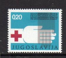 YUGOSLAVIA MNH 1975 SG1681 OBLIGATORY TAX - RED CROSS WEEK
