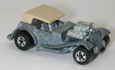 Blackwall Hotwheels Made in France Sir Rodney Roadster ZAMAC oc14687