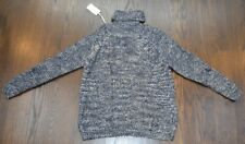Yerse Barcelona High fashion women's wool blend turtleneck size large New Tags