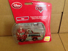 Disney Store Pixar World Of Cars Fire Engine Truck Metallic Rangsberg RED Chase
