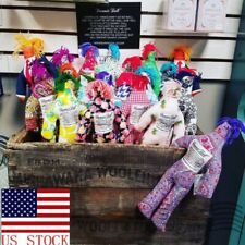 "NEW Random Pattern Color Stress Relief 12"" Dammit Doll Plush toy 1pc Xmas Gift"