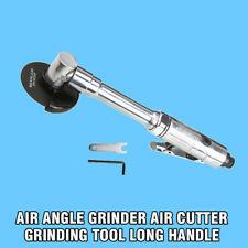 Pneumatic Cutting Machine Air Angle Grinder Air Cutter Grinding Tool Long Handle