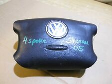 VW SHARAN MK2 4 SPOKE STEERING WHEEL AIRBAG 3B0880201BL 2001 > 2006