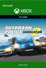 Autobahn Police Simulator 2 Xbox One Series X/S Gift Code Play Global/Worldwide