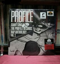 Giant Single: The Profile Records Rap Anthology Vol. I RSD Colored 88985390231
