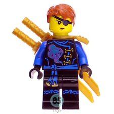 Lego minifigure njo192 Ninjago Jay - Skybound, Pirate from set 70605 +
