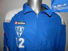 Very Rare FC LAUSANNE-SPORT #12 Football Jacket Soccer SWISS Lotto - size XL