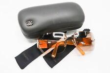 0ed32acfc Auth CHANEL 4095 RX marcos de gafas de sol Naranja Oro Pedrería 62 [] 15