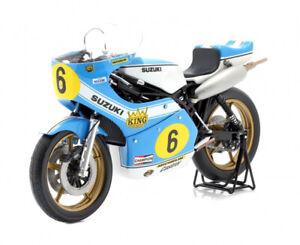 1:12 Suzuki XR 14 Assen GP by Minichamps in Blue