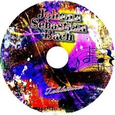 JOHAN SEBASTIAN BACH GUITAR TAB CD TABLATURE GREATEST HITS BEST CLASSICAL MUSIC