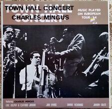 1983 JAZZ - CHARLES MINGUS, DOLPHY, ETC - TOWN HALL CONCERT LP - AUSSIE OJC042