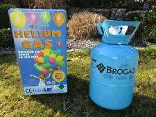 Helium Ballongas Einweg für ca.30 Luftballons d:20cm Folienballons