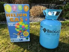 Helium Ballongas Einweg 50 Luftballons 50m Band D 20cm