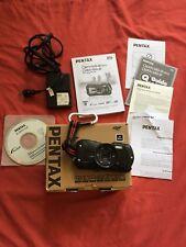 PENTAX Pentax Optio WG-2 16.0MP Digital Camera - Black
