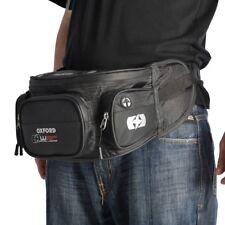 Oxford Motorcycle XW3R Waist Bag 3 Litre Capacity Adjustable Black OL866 - T