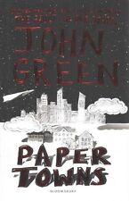 Paper Towns, Green, John, New Book