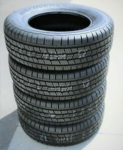 4 Tires Cooper Discoverer HTP II 265/70R17 115T M+S AS A/S All Season