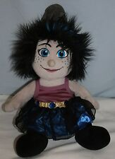 """Vexy Smurf Plush Build a Bear Naughty Smurfette w/ clothes Outfit 20"""" BAB"""