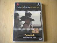 Two muchBanderas Griffith TruebaDVDCommediaFilmLingua:italiano, inglese