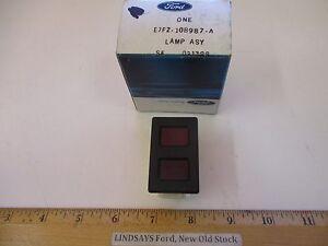 "FORD 1987/1988 ESCORT & MERCURY LYNX ""LAMP ASSY"" (WARNING INDICATOR) DOOR ADJAR"